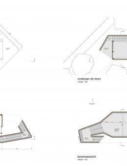 Ateliereen-uitkijktoren-onlanden-plattegronden