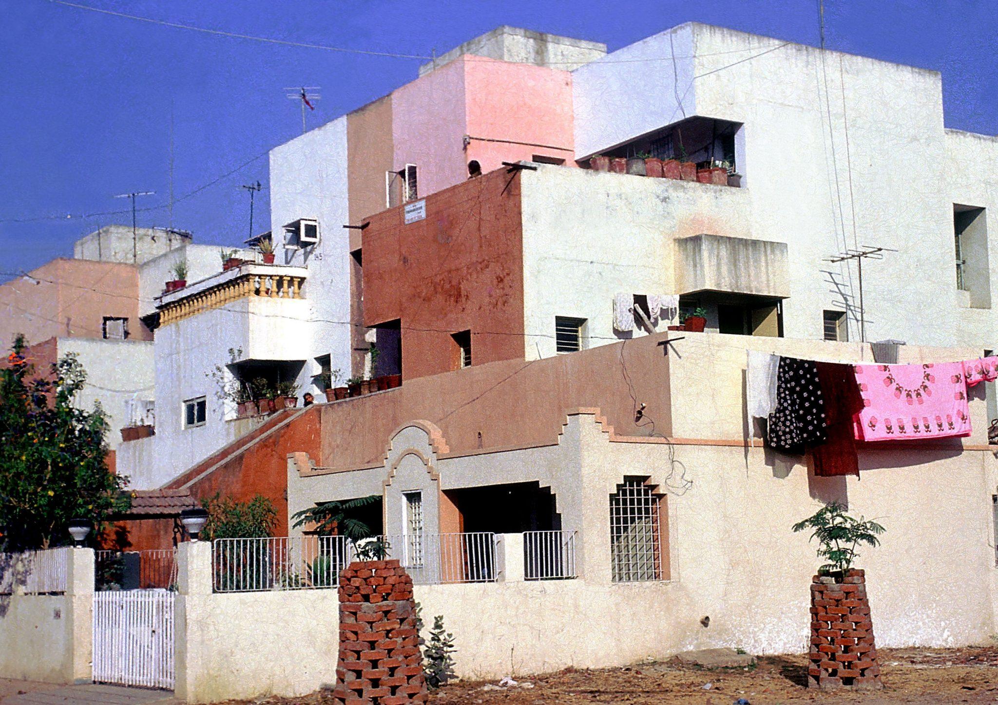 Life Insurance Corporation Housing (photo courtesy of VSF)