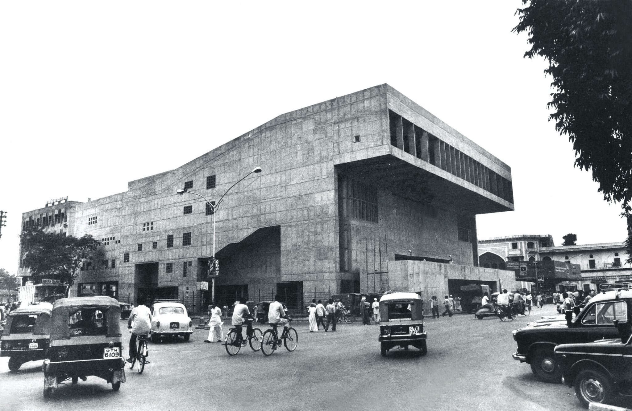 Premabhai Hall (photo courtesy of VSF)