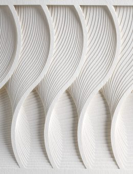 Process series 2 WAVE- matthew shlian photo by cullen stephenson