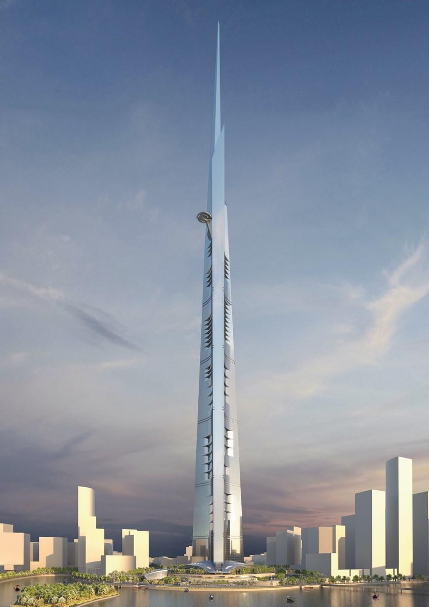 Adrian Smith + Gordon Gill Architecture / Jeddah Economic Company