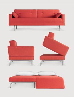 One Night Stand Sleeper Sofa. Photo: Dan Monick