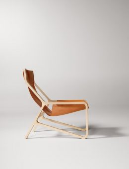 Toro Lounge Chair. Photo: Dan Monick