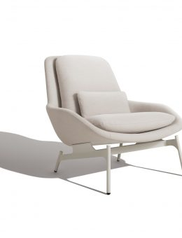 Field Lounge Chair. Photo: Patrick Fox and Dan Monick