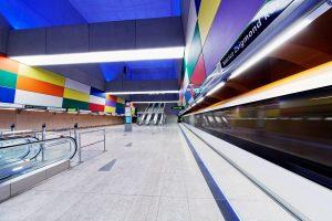 M4 Metro Line. ph: Tamás Bujnovszky