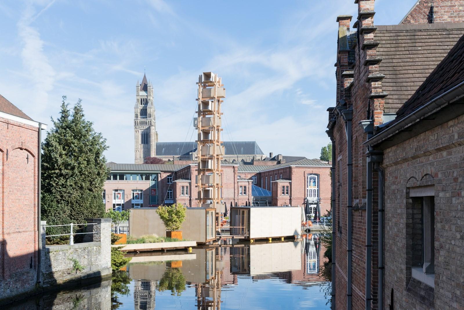 Triennale Brugge 2018_Peter Van Driessche_INFINITI²³_2 Foto Iwan Baan (Copy)
