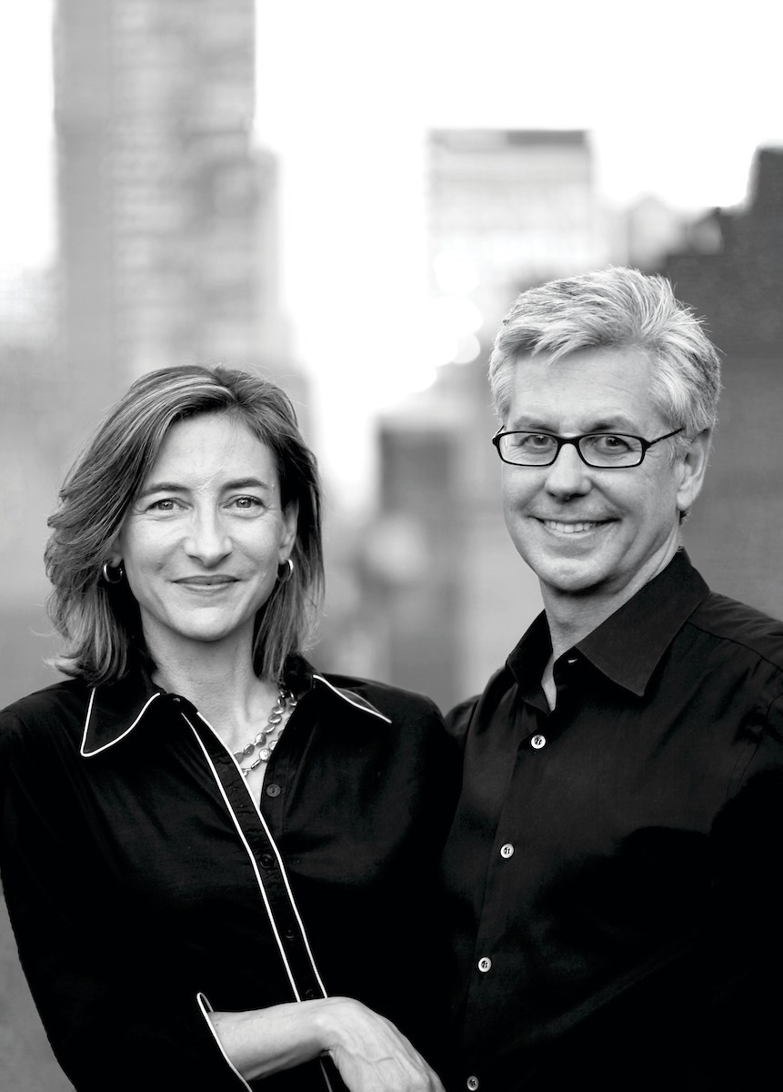 Marion Weiss and Michael Manfredi. Photo: Shuli Sadé/ Sadé Studio