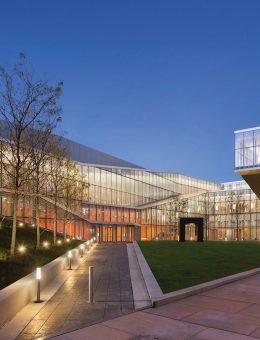 Centro de Nanotecnología Krishna P. Singh,