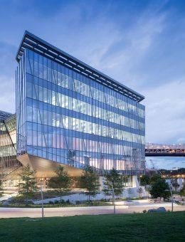 Centro de Innovación de Tata.