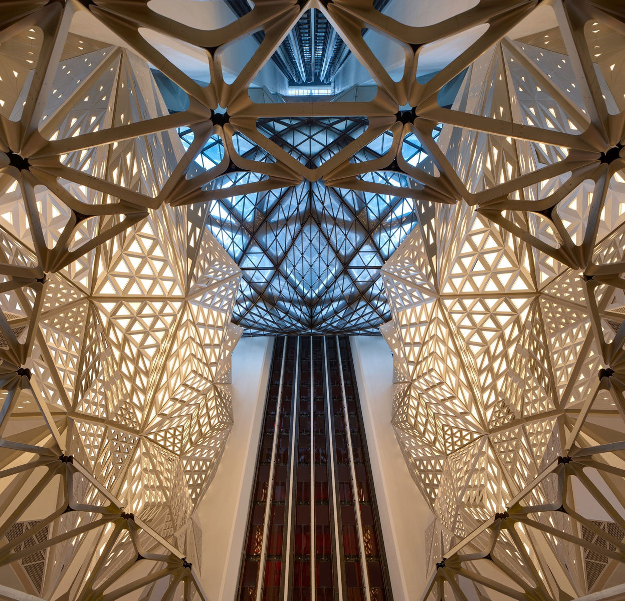 Morpheus by Zaha Hadid Architects, Macau