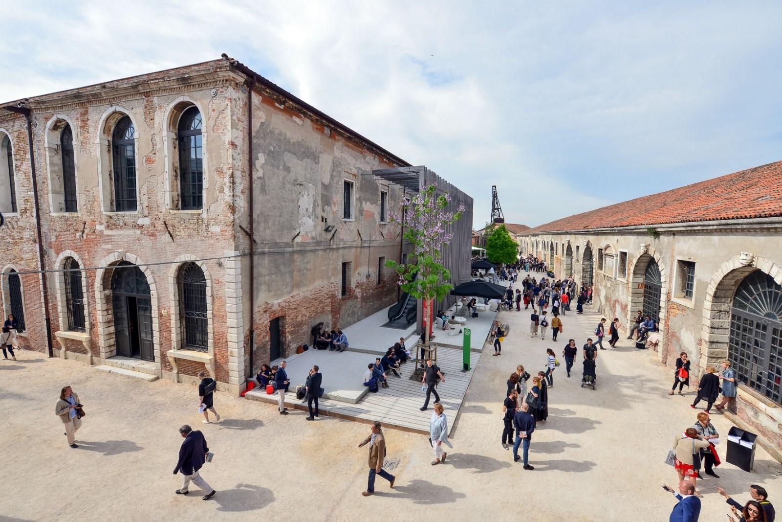 Arsenale_Photo by Andrea Avezzù - Courtesy La Biennale di Venezia (Copy)