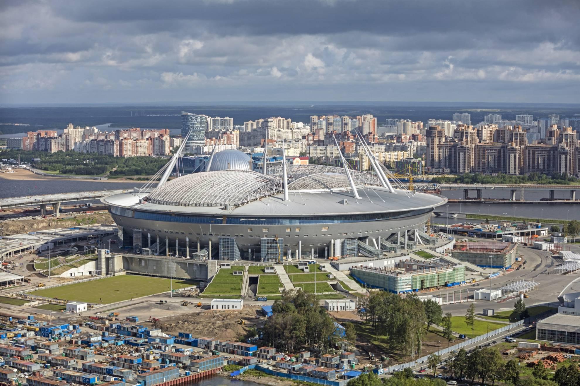 Estadios Rusia 2018