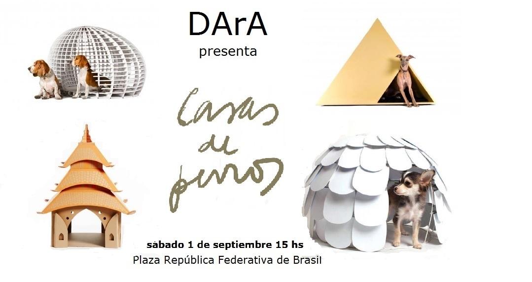 DArA - Casas de Perros
