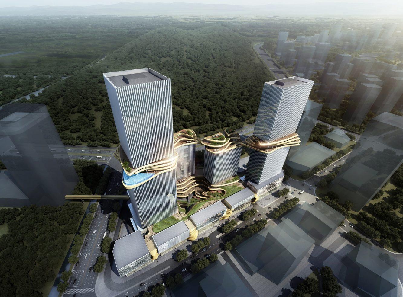 Hengqin CRCC Plaza, Zhuhai, China, by Aedas_2 (Copiar)