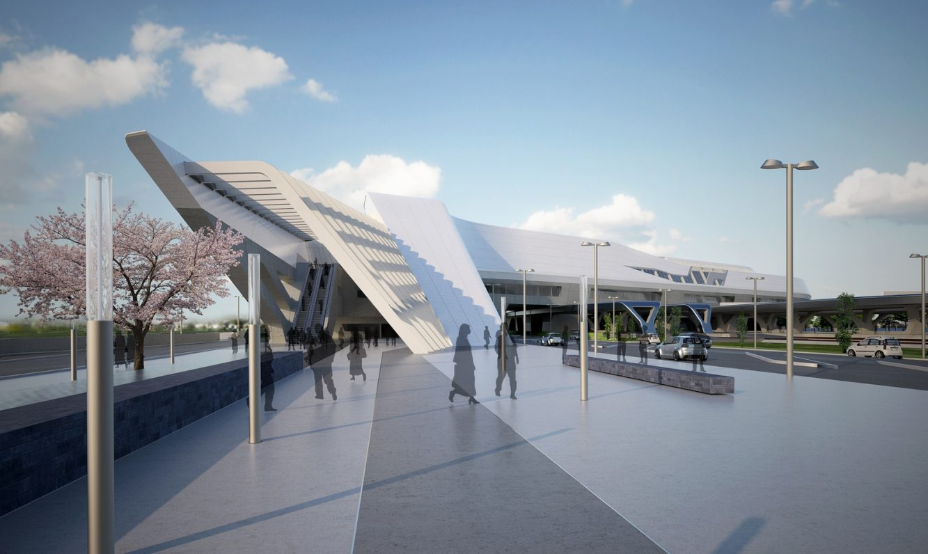 ZHA_High Speed Train Station Napoli Afragola_03 (Copiar)