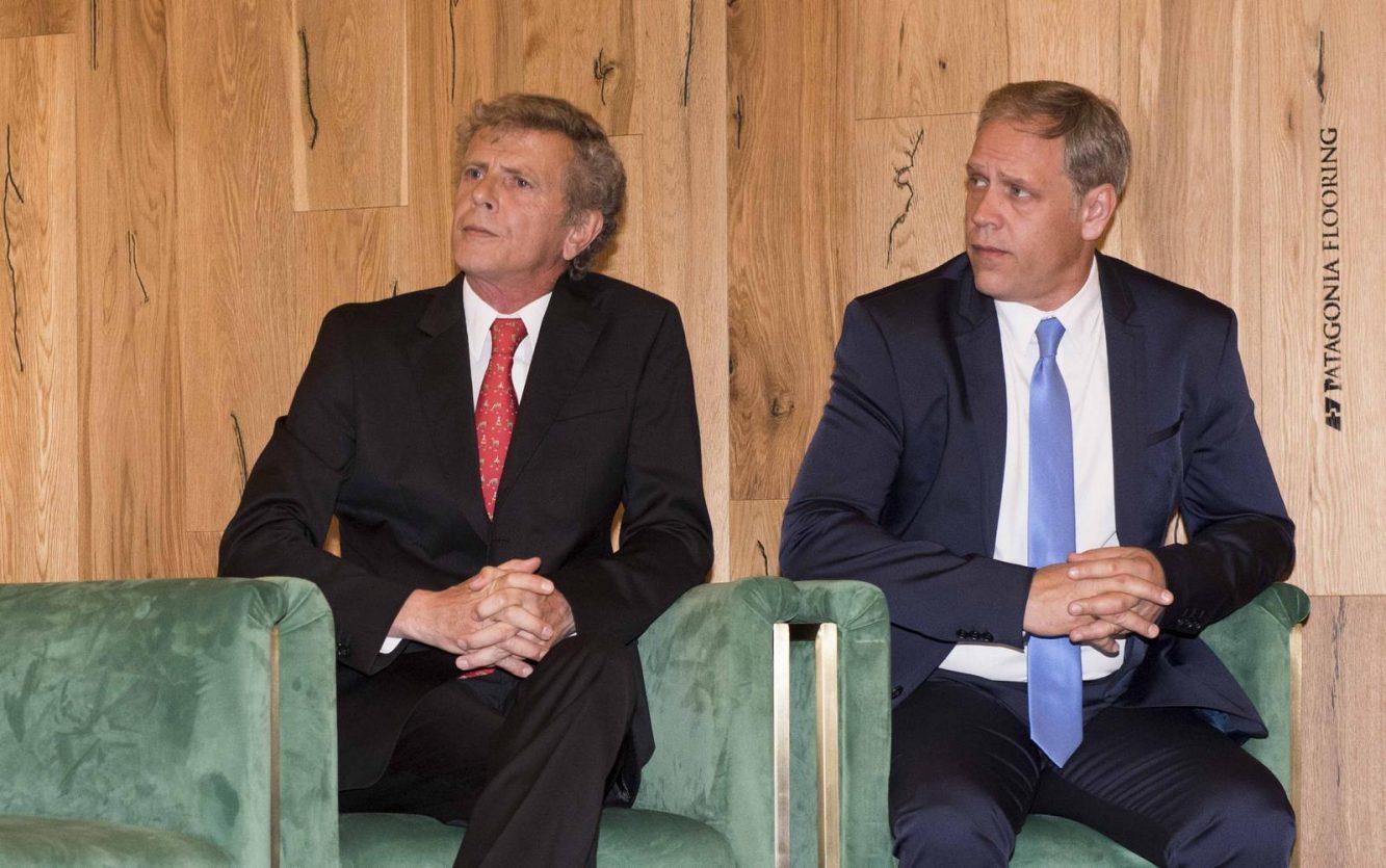 Marcos Malbran y Alberto Robredo