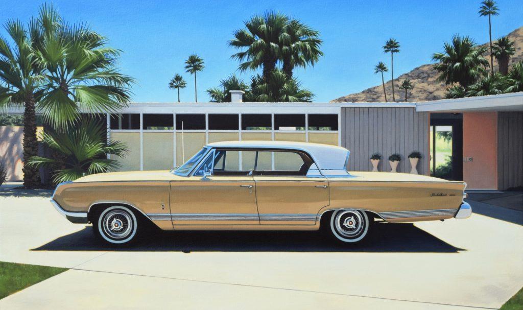 Mercury In Driveway (Copiar)
