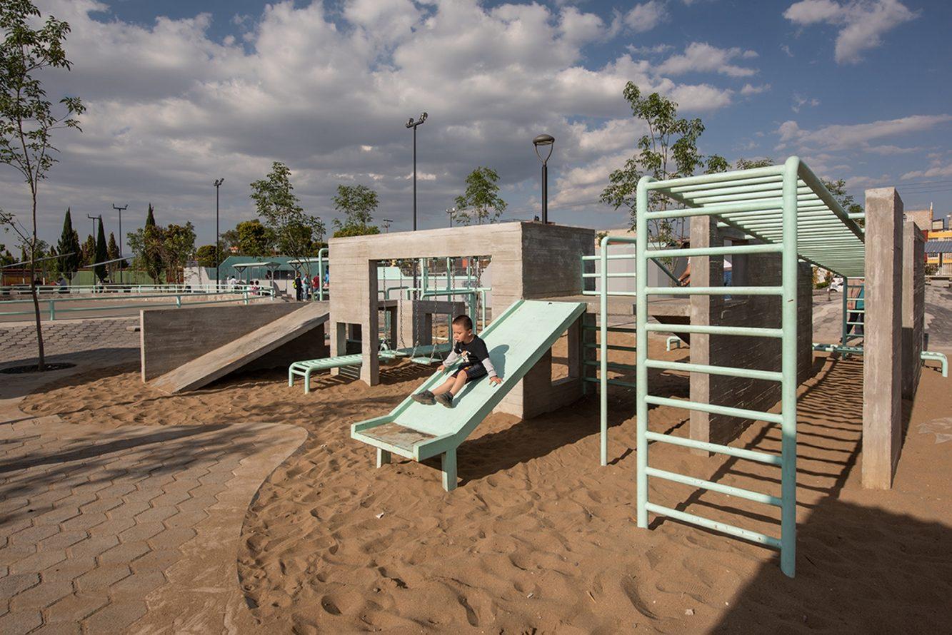 Parque Los Héroes Ph: Jaime Navarro