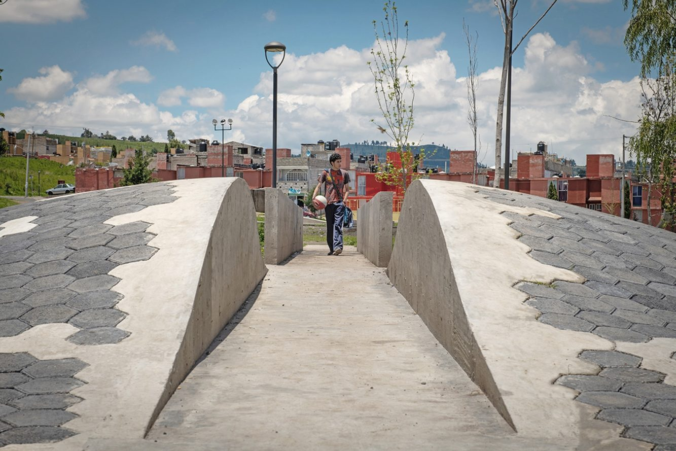 Parque Colinas del Sol Ph: Jaime Navarro