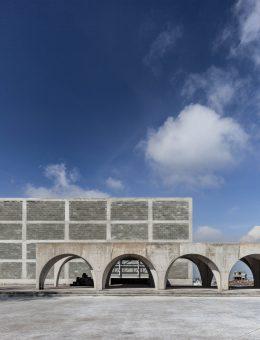 5 CCA _ Centro de Colaboración Arquitectónica_ Club de Niños y Niñas