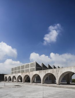 6 CCA _ Centro de Colaboración Arquitectónica_ Club de Niños y Niñas