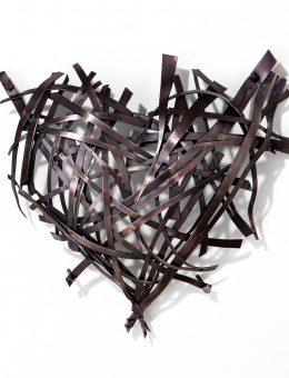 Corazón enredado cobre viejo (Copiar)