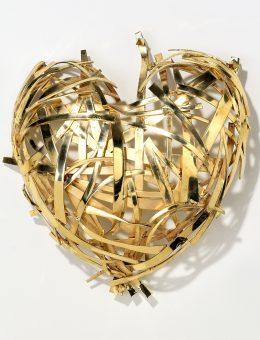 Corazón enredado oro (Copiar)