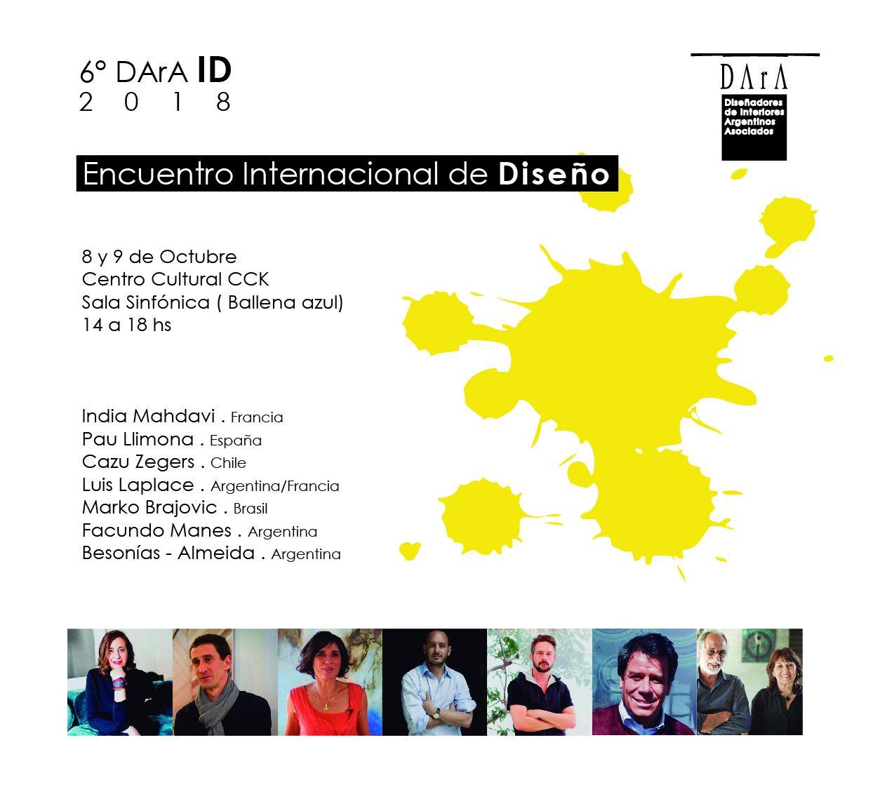 flyer semana del diseño