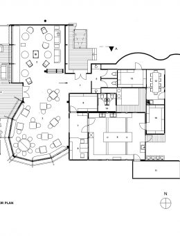 B MAIN BUILDING - PRESENTATION DRAWINGS