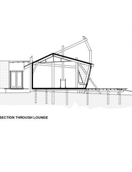 C MAIN BUILDING - SECTION PRESENTATION DRAWINGS
