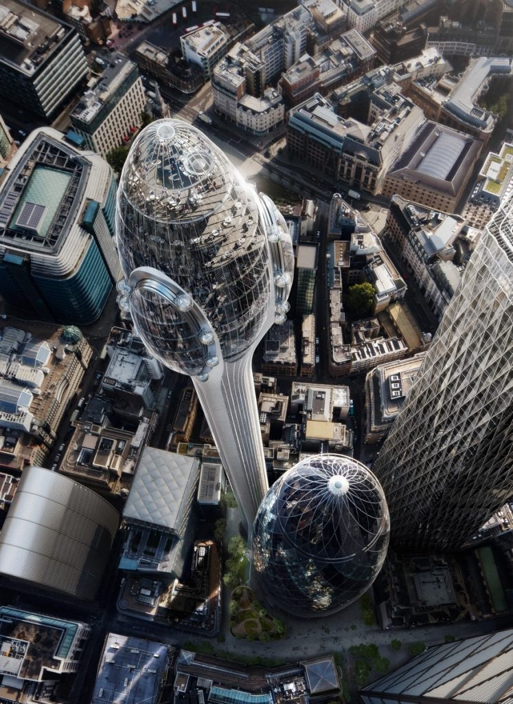DBOX_Foster + Partners_The Tulip_Bird's Eye (Copiar)