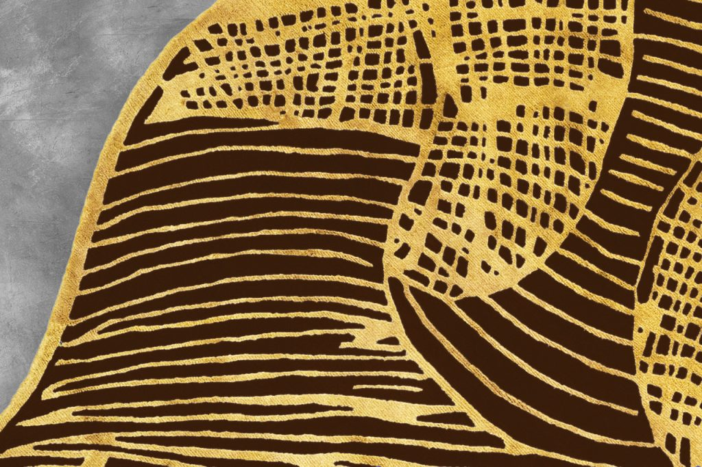 detail_BACTERIA-DarkBrown_design-Campana_production-NODUS_for-GiustiniStagetti