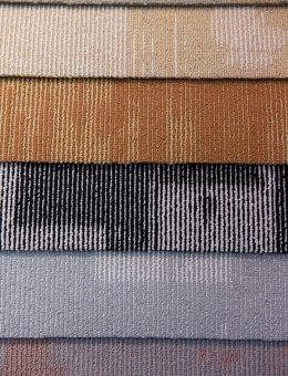 DOMOTEX - Weltleitmesse für Teppiche und Bodenbeläge.  Elastische Bodenbeläge und Designbeläge / LVT, Tapibel, Matal-X Urban, Halle 11, Stand C43 (Trendbericht)