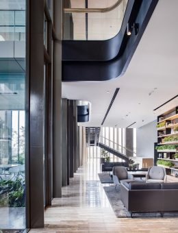 27_Business lounge (L19) © Nirut Benjabanpot, CL3 Architect Limited (Copiar)