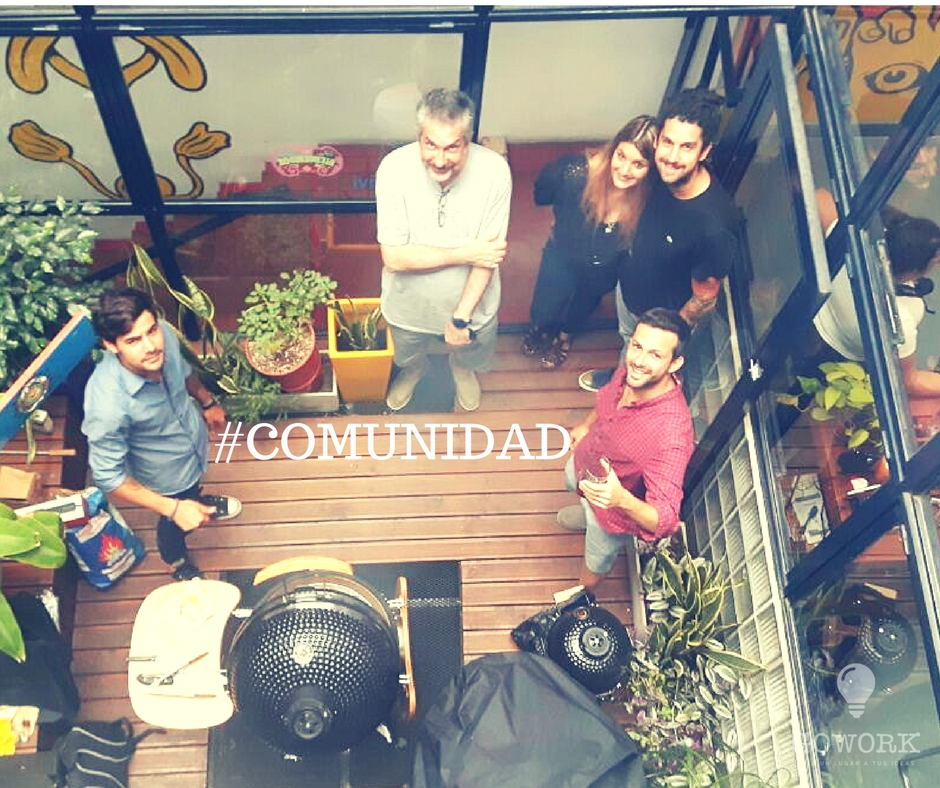 GOWORK Coworking - Redes2