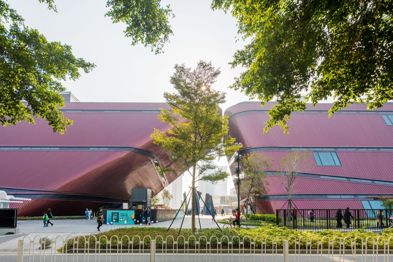 Longgang Cultural Centre by Zhang Chao 12 (Copiar)