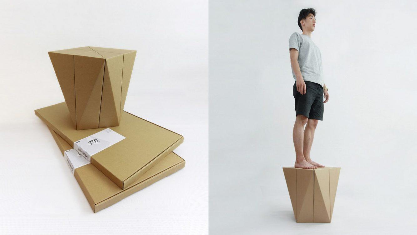 spiral stool (Copiar)