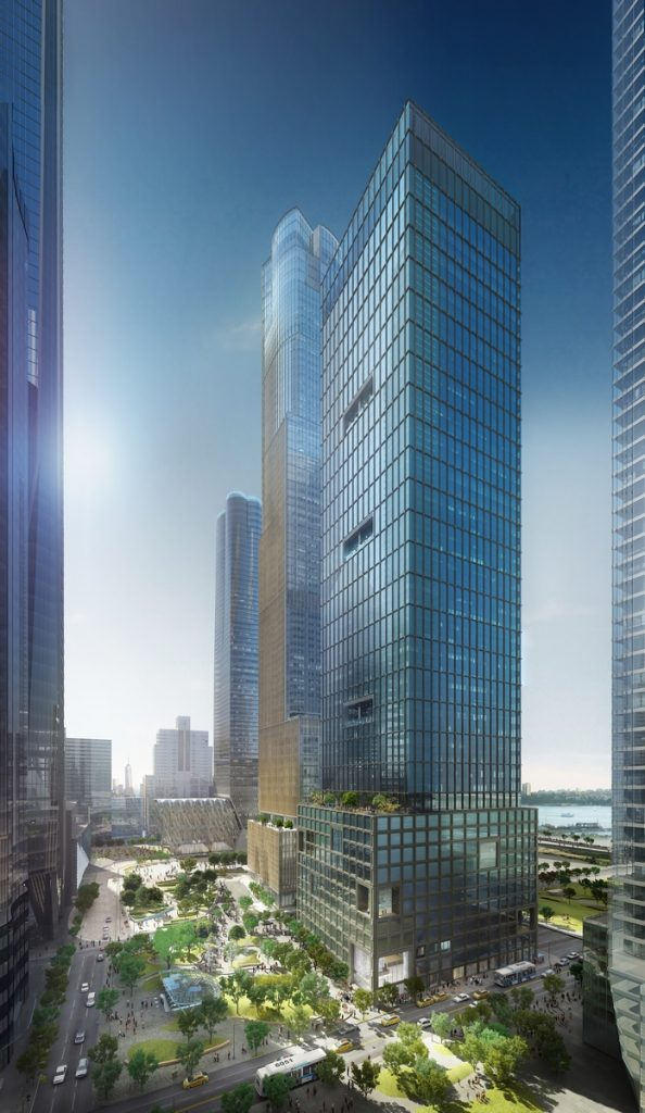 55 Hudson Yards, Aerial Day - courtesy of Related-Oxford-Mitsui (Copiar)