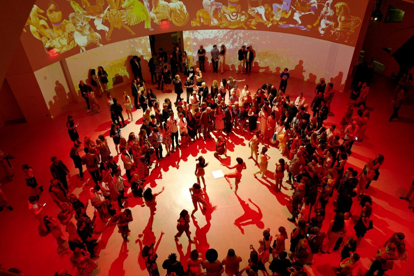 [PRIVATE FOR APPROVALS] Faena Art Launches the Inaugural Faena Festival : This Is Not America