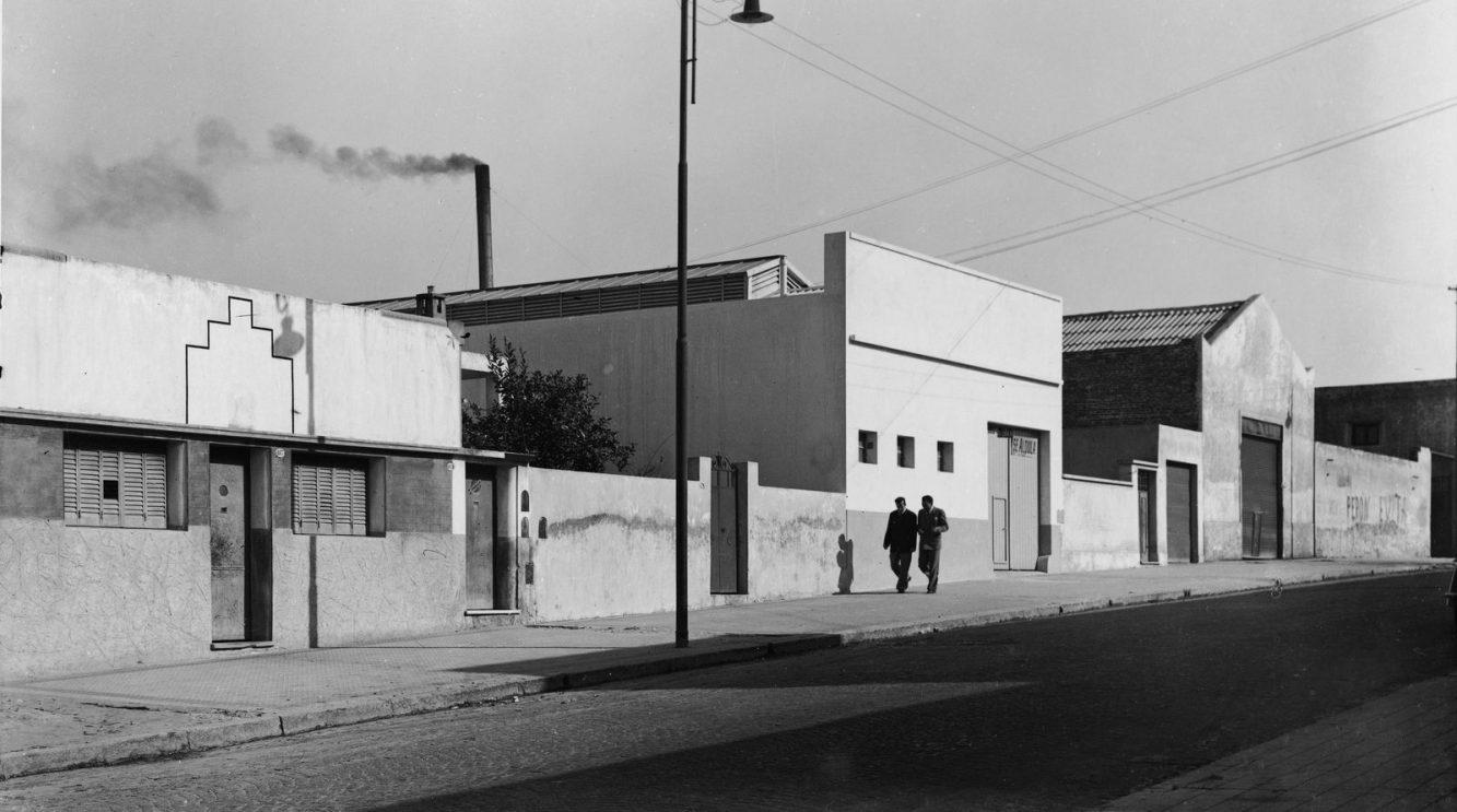 Mataderos, 1951/52 - Ph: Grete Stern