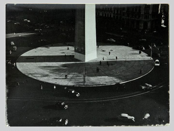Obelisco 1959 - Sameer Makarius
