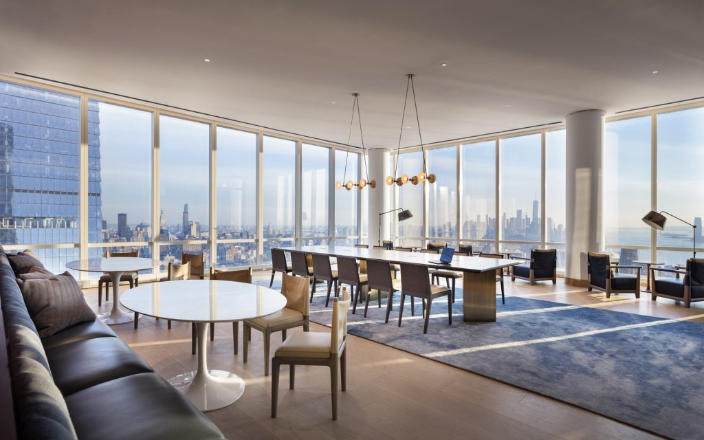 Photo - 15 Hudson Yards Atelier - courtesy of Scott Frances for Related-Oxford (Copiar)