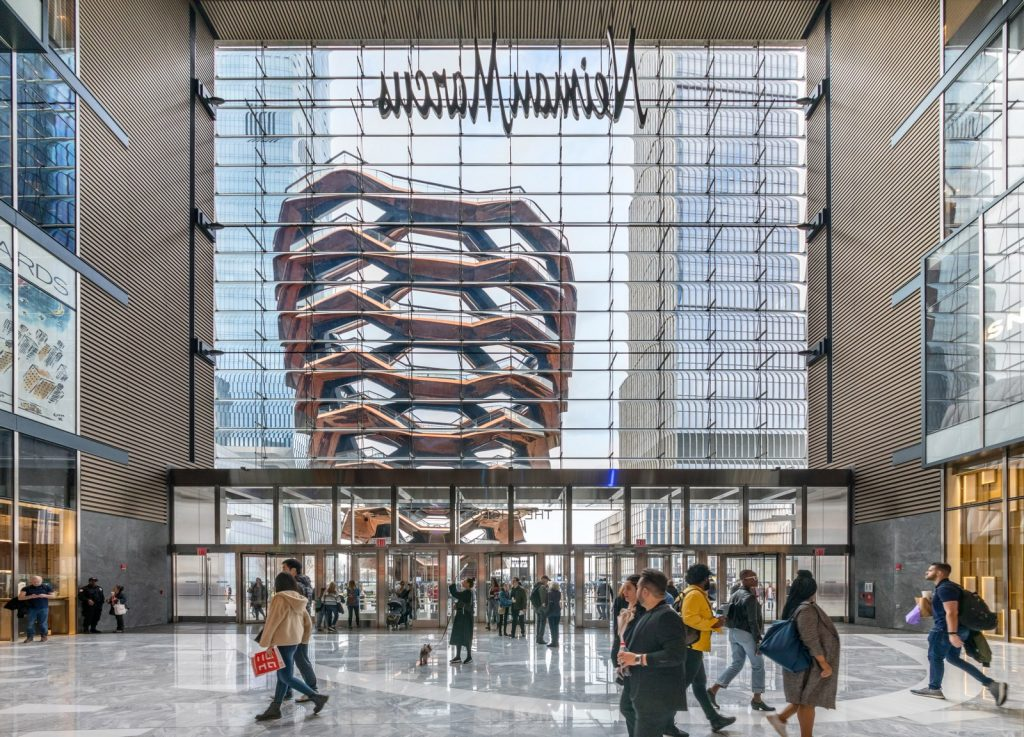 Project: Hudson Yards Client: Related Location: New York, NY.