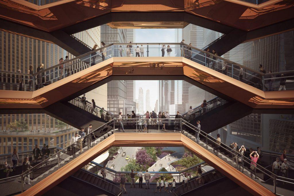 Upper Level View Through the Vessel - courtesy of Forbes Massie-Heatherwick Studio (Copiar)