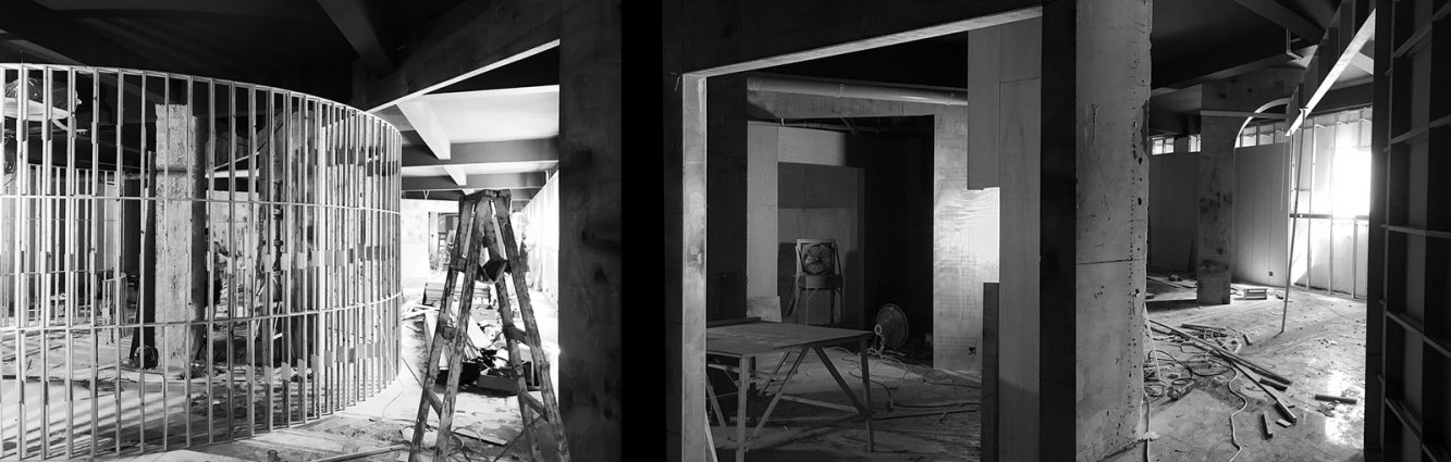 during construction (Copiar)