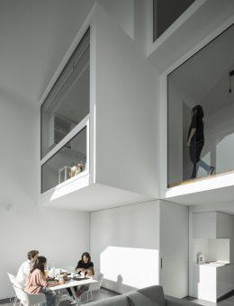 Reportagem Fotografia de arquitectura portuguesa fotografo Ivo tavares studio - Casa Arco - Frari Arquitectura