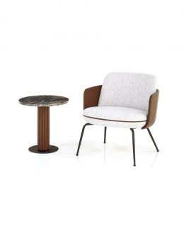 Merwyn Lounge Chair_Miles Side Table High (Copiar)