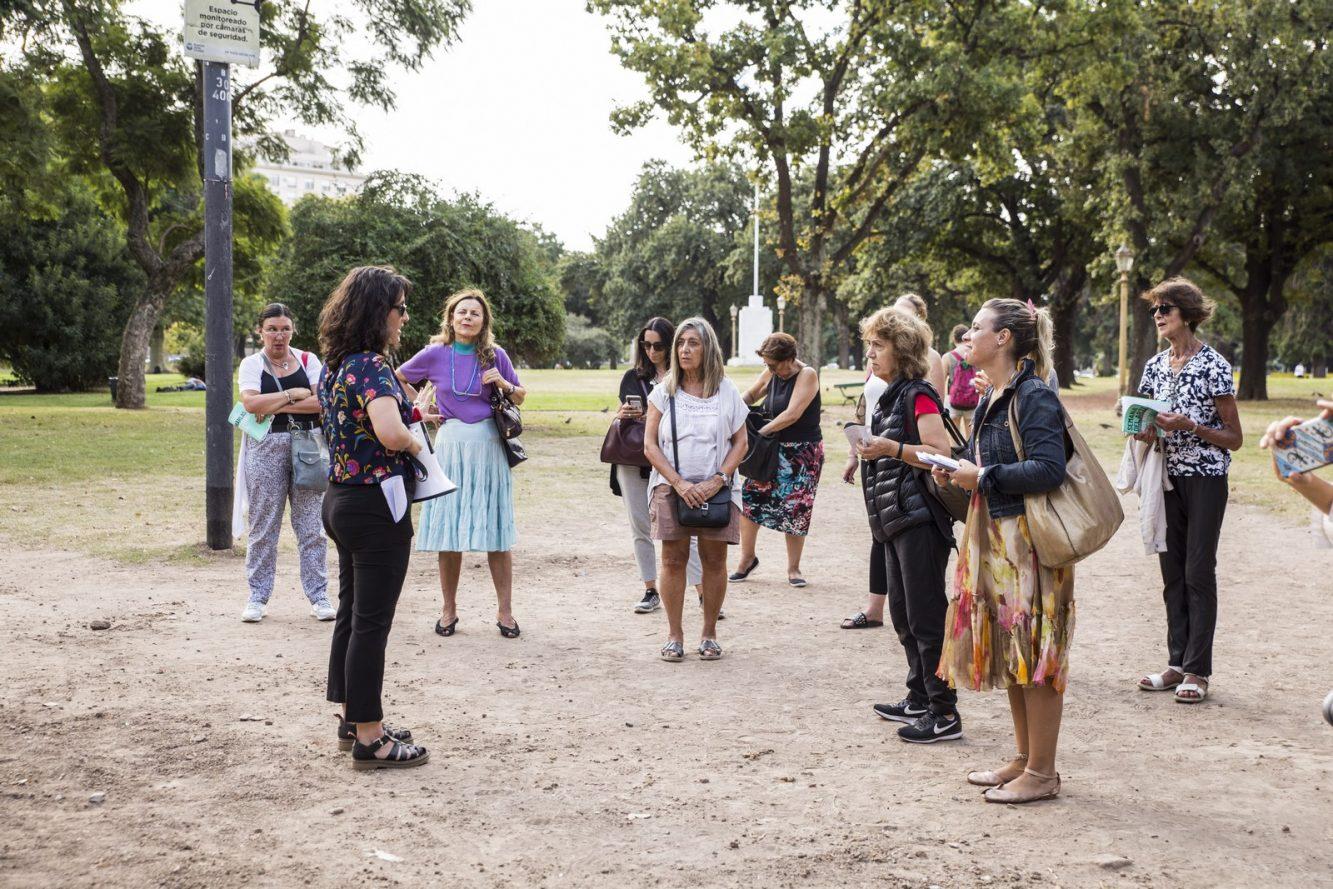 Visitas guiadas por el Parque Semana del Arte (Copiar)