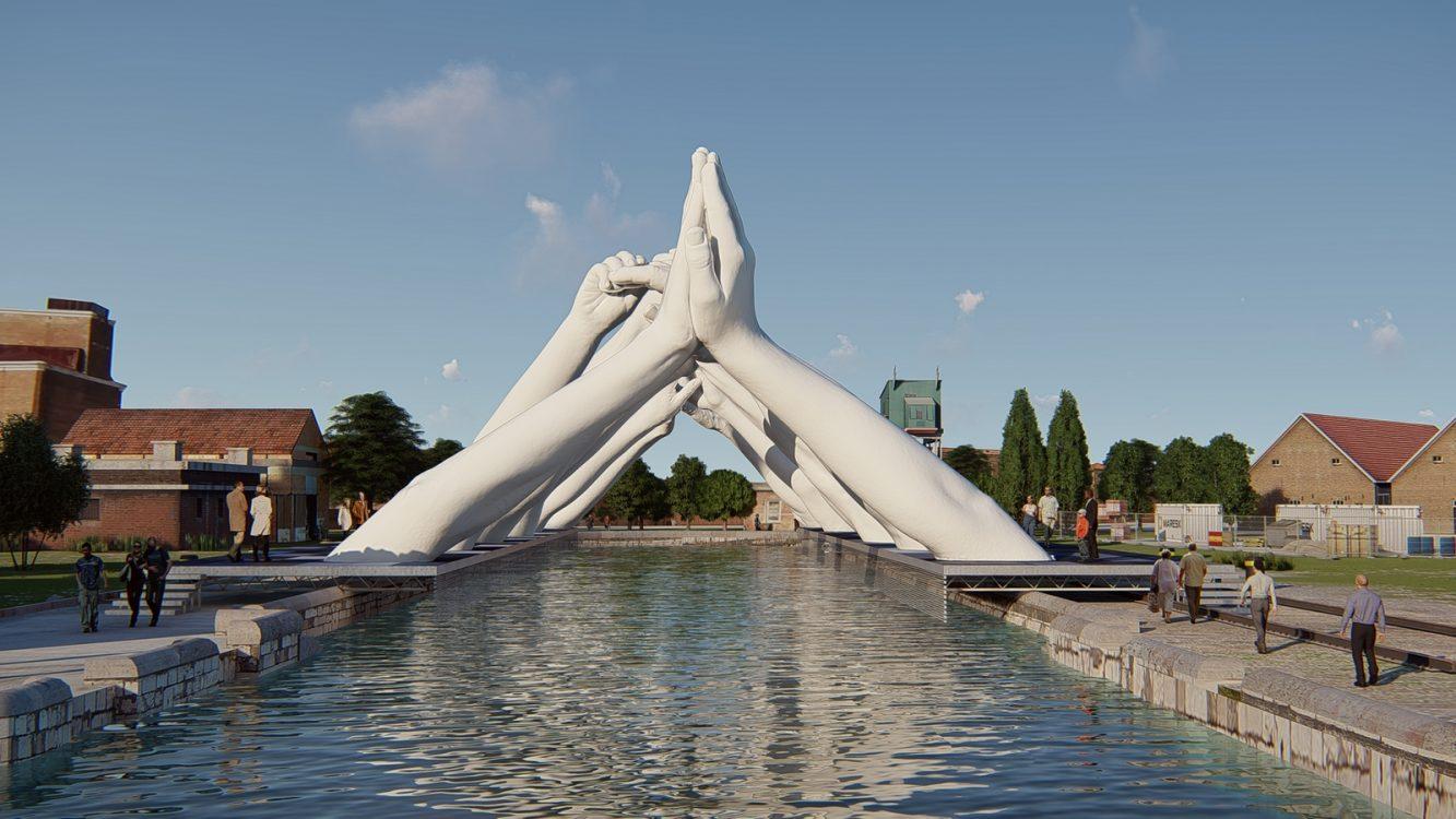 Building Bridges 1 Image Credit. Halcyon Art International (Copiar)