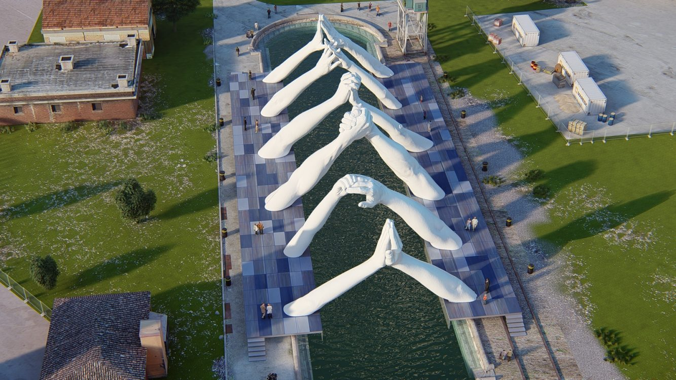 Building Bridges 2 Image Credit. Halcyon Art International (Copiar)